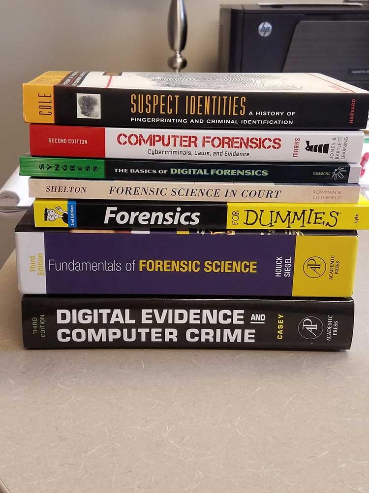 forensic science 1 06 Forensics 106 critical thinking review questions what is forensic science forensic science is the application of science to the criminal justice system.