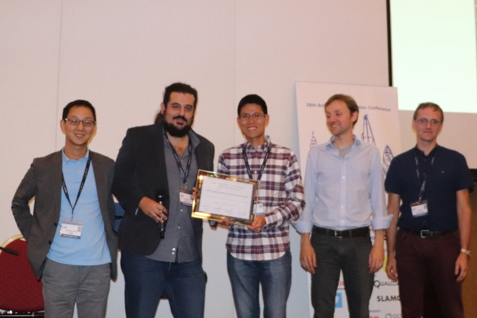 CSAFE University of California, Irvine Student Wins Honorable Mention for Best Industrial Paper