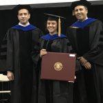 Maria Cuellar PhD Graduation