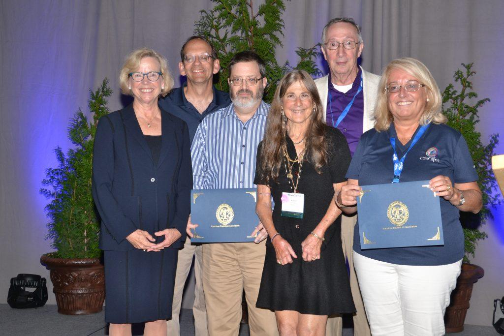 SPAIG Award Group Photo