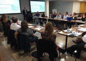 Blind Proficiency Testing Workshop Leads to Valuable Discussion Between Forensic Laboratories and CSAFE Researchers