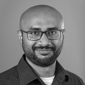 Ganesh Krishnan Headshot