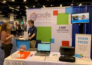 Behind the Scenes of AAFS: A CSAFE Conference Re-Cap