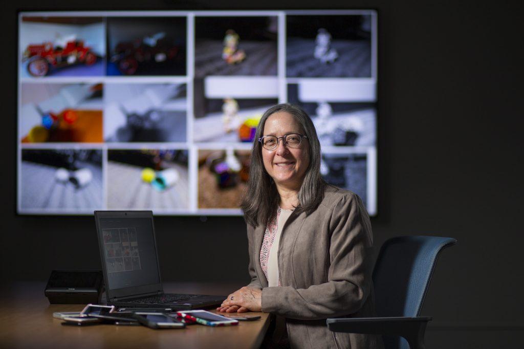 Team Member Spotlight: Dr. Newman's Adventures in Steganography
