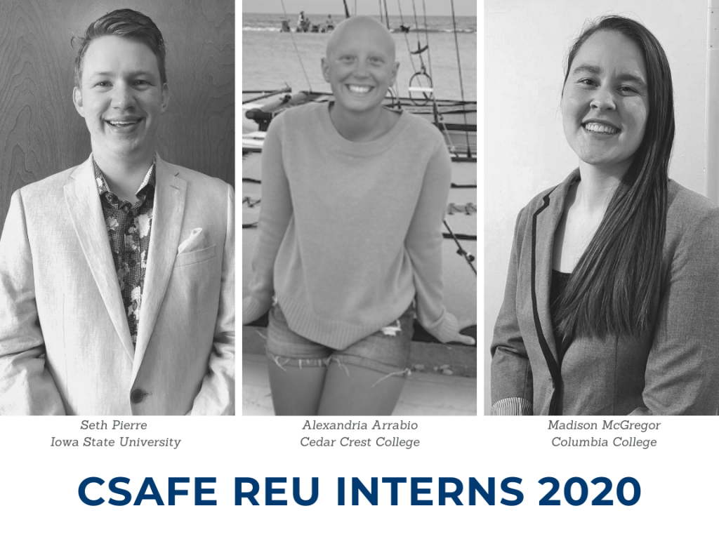 CSAFE's 2020 Summer Interns Thrive Despite COVID-19