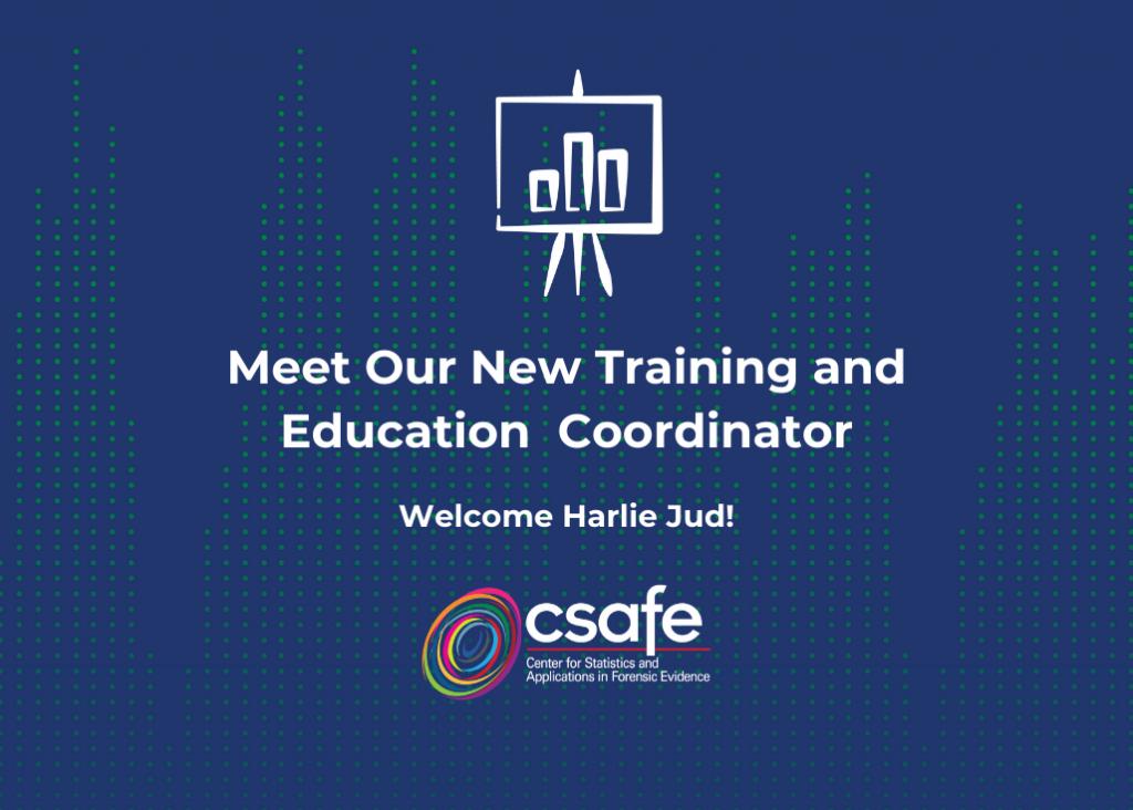 Team Spotlight: Education + Training Coordinator Harlie Jud