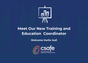 Team Spotlight: Education + Training Coordinator Harlie Jud