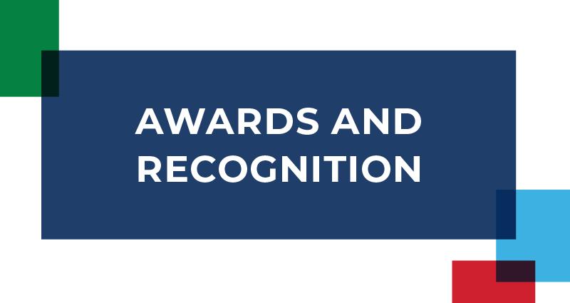 CSAFE Researchers and Collaborators Recognized for Professional Achievements