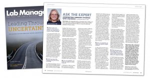 Carriquiry Featured in Lab Manager Magazine