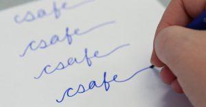 Handwriting Analysis at CSAFE