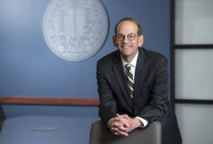 CSAFE Co-director Hal S. Stern is Named UCI Provost and Executive Vice Chancellor